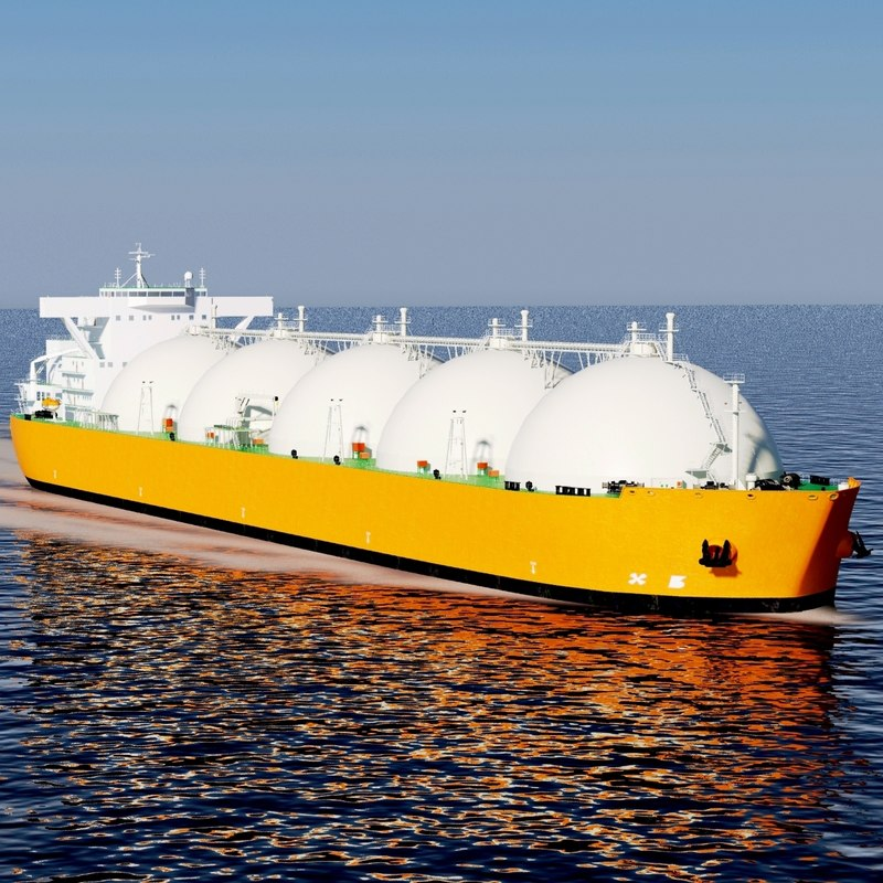 LNG ship EXCALIBUR