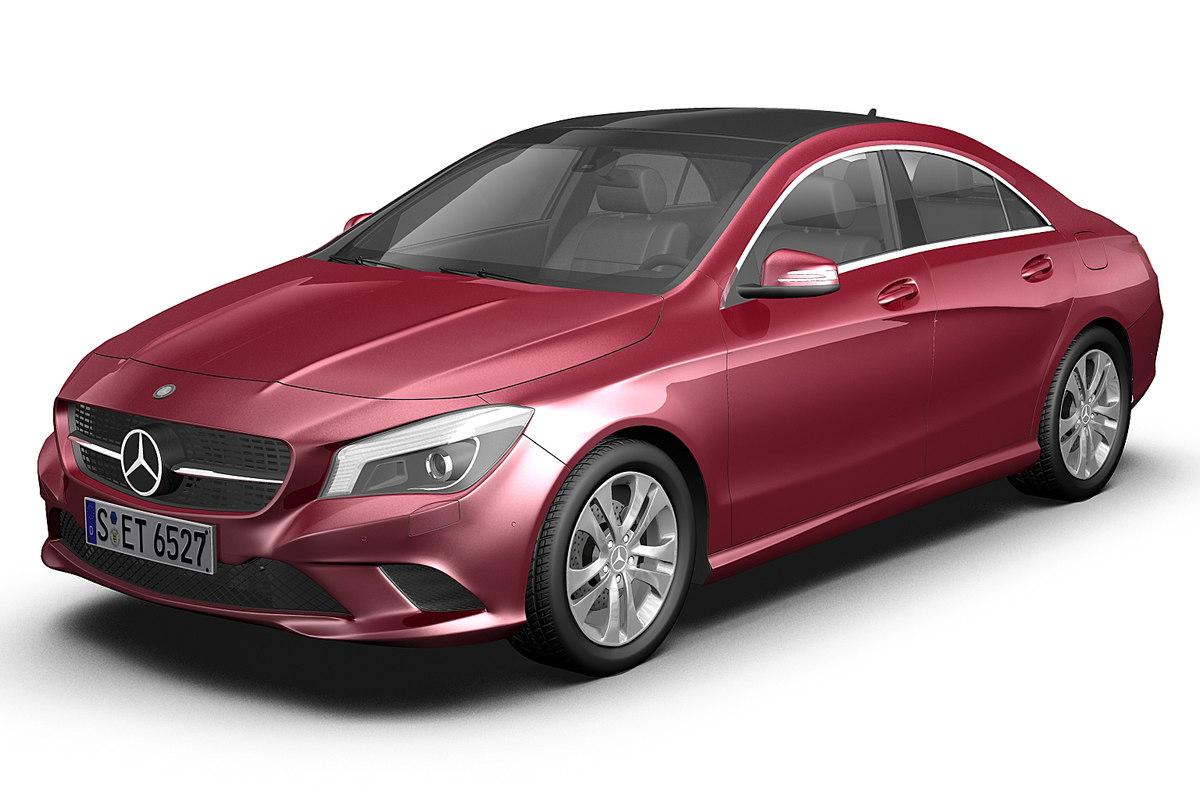 2013 Mercedes Benz CLA