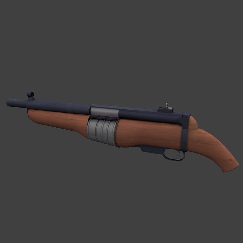 Stylized Johnson M1941