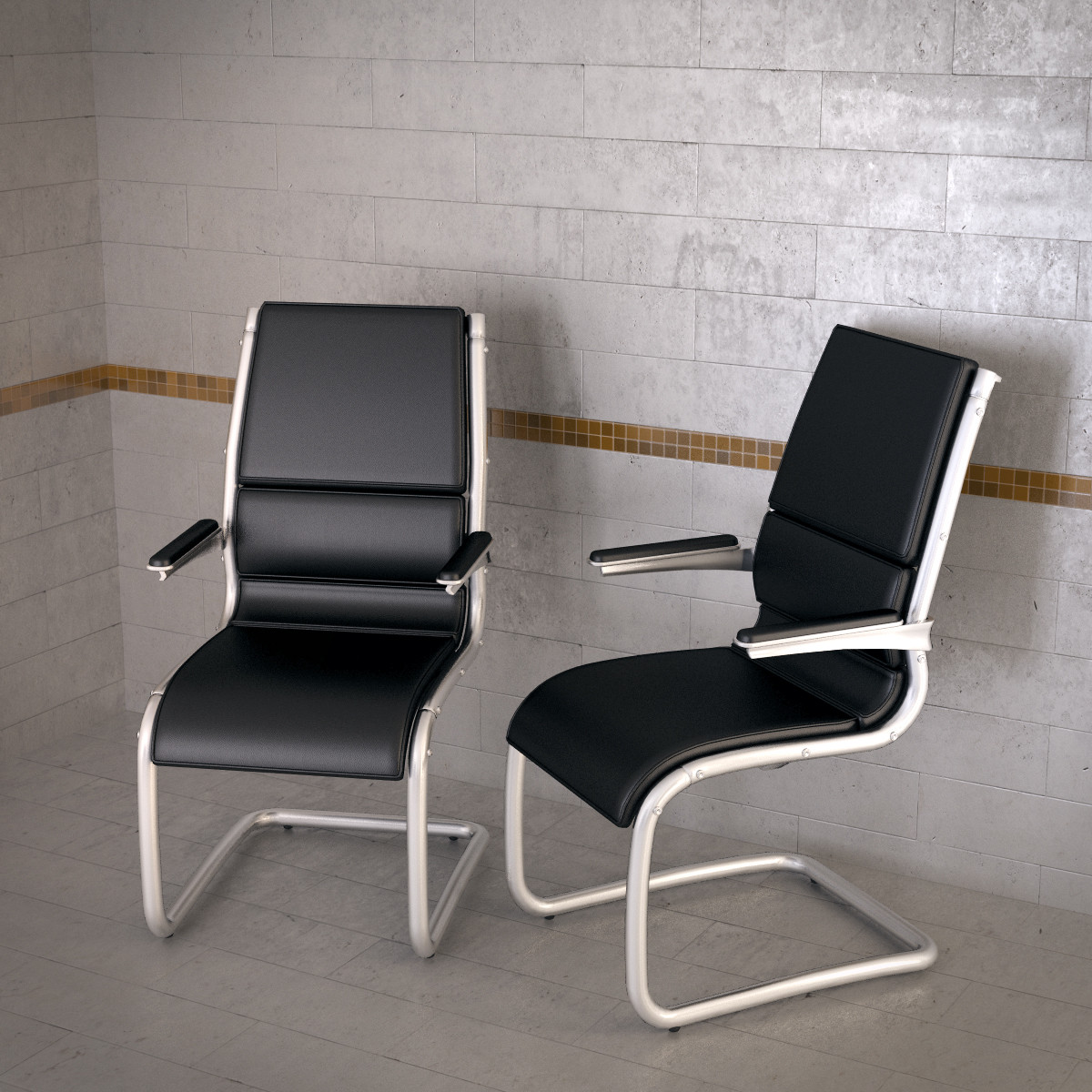 3d model artes sit it chair topdeq for Topdeq design