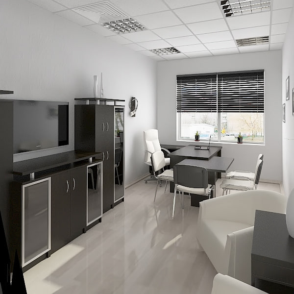 3ds max interior office for 3ds max interior