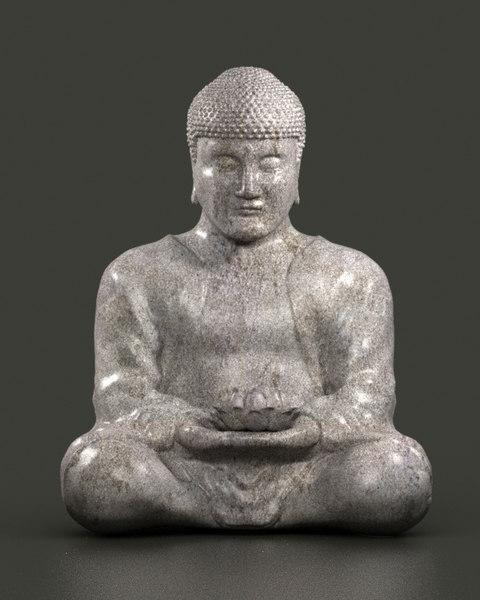 Buddha 3D Models