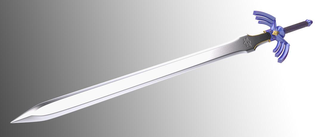 max master sword