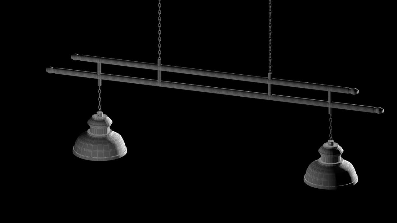 Billiard Lamps