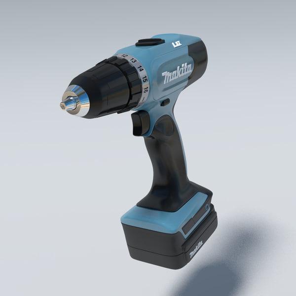 Screw driver 3D Models