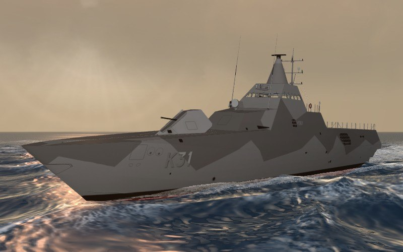 HSwMS Visby