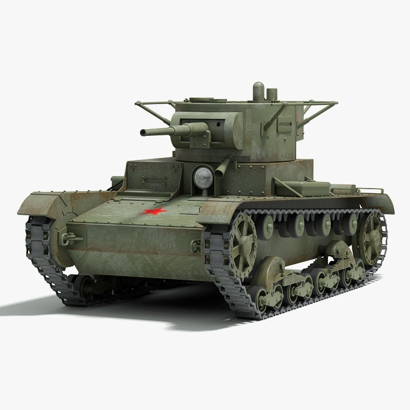 T 26 Soviet Tank