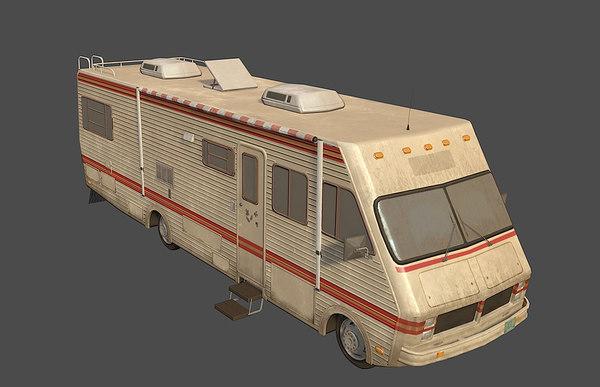 Winnebago 3D Models