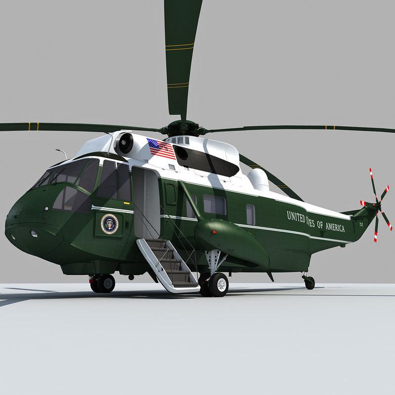 Presidential Aircraft Marine One