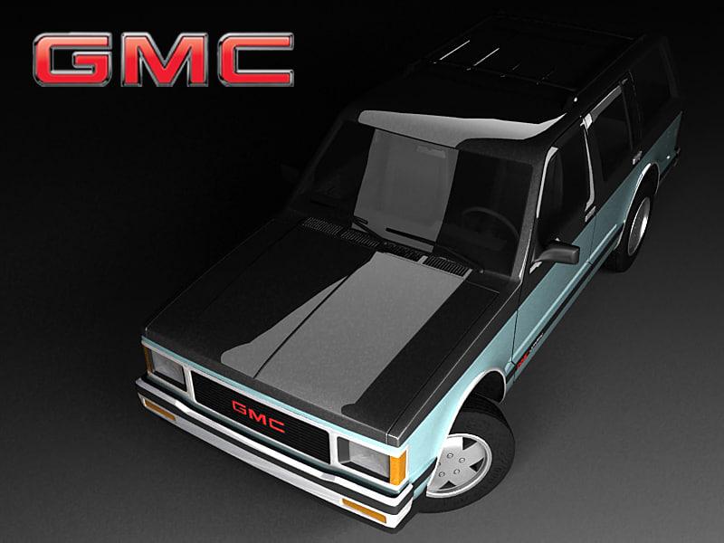 GMC Jimmy 5d FL Mk1
