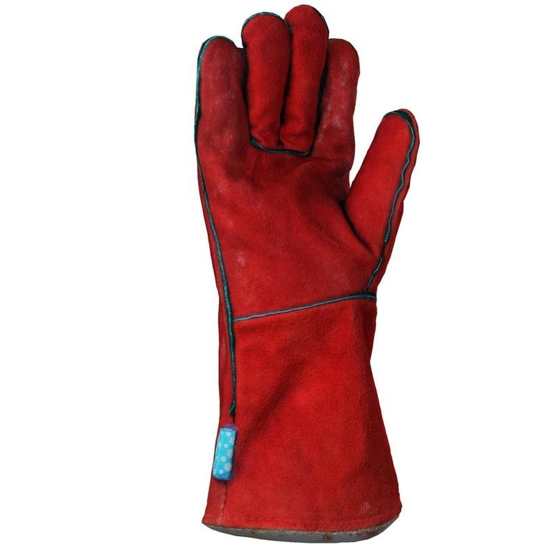 suede glove 2