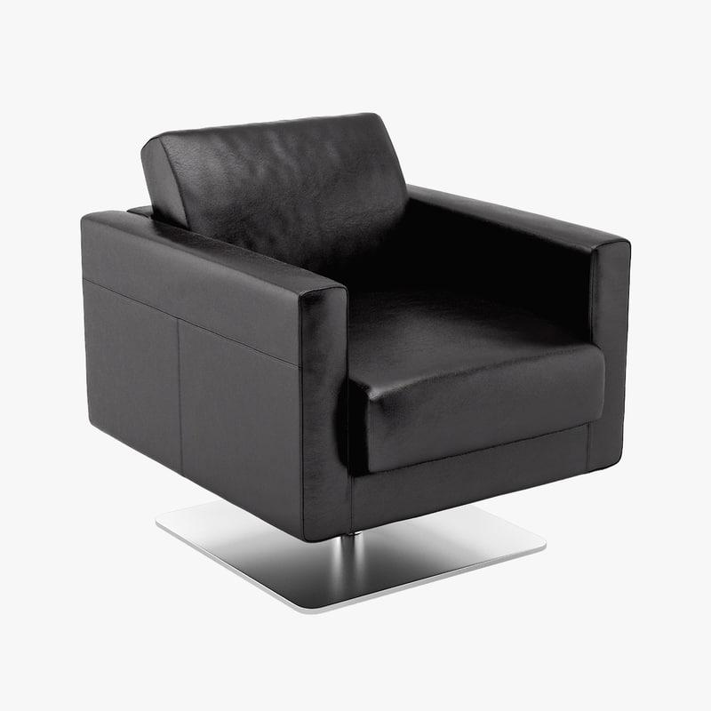 park armchair swivel