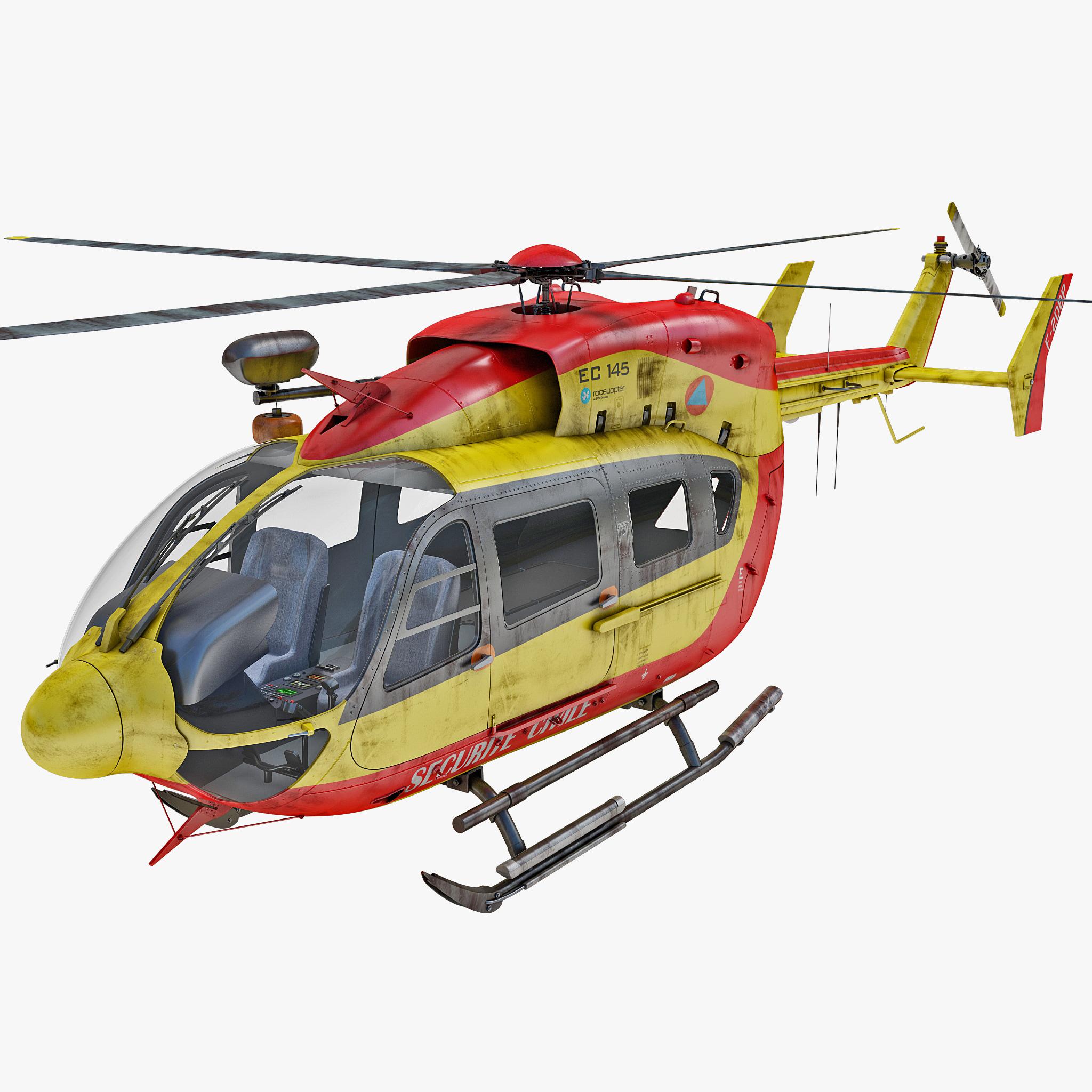 Eurocopter EC145 2