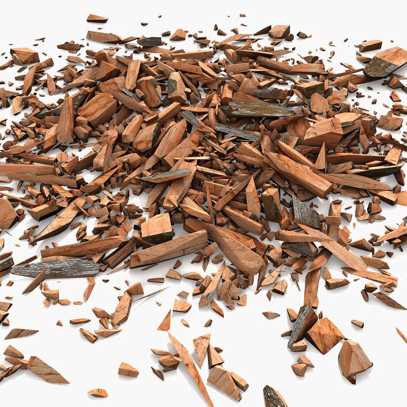 Wooden Plank Lumber Sawdust Debris Shaving Cutting Cut Joiner Woodwork