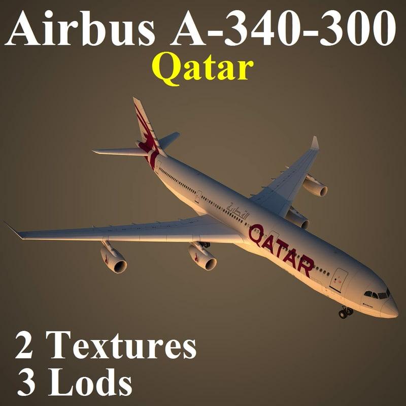 A343 QTR