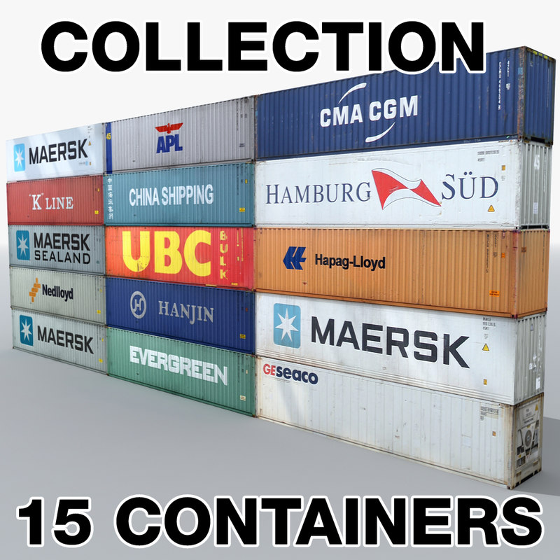 Shipping Container Collection