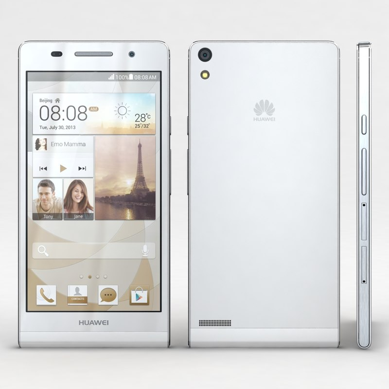 Huawei Ascend P6  Full phone specifications  GSM Arena