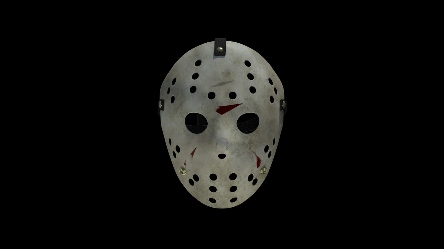Hockey Goalie Mask Jason