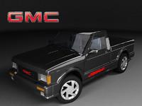Syclone 3D models