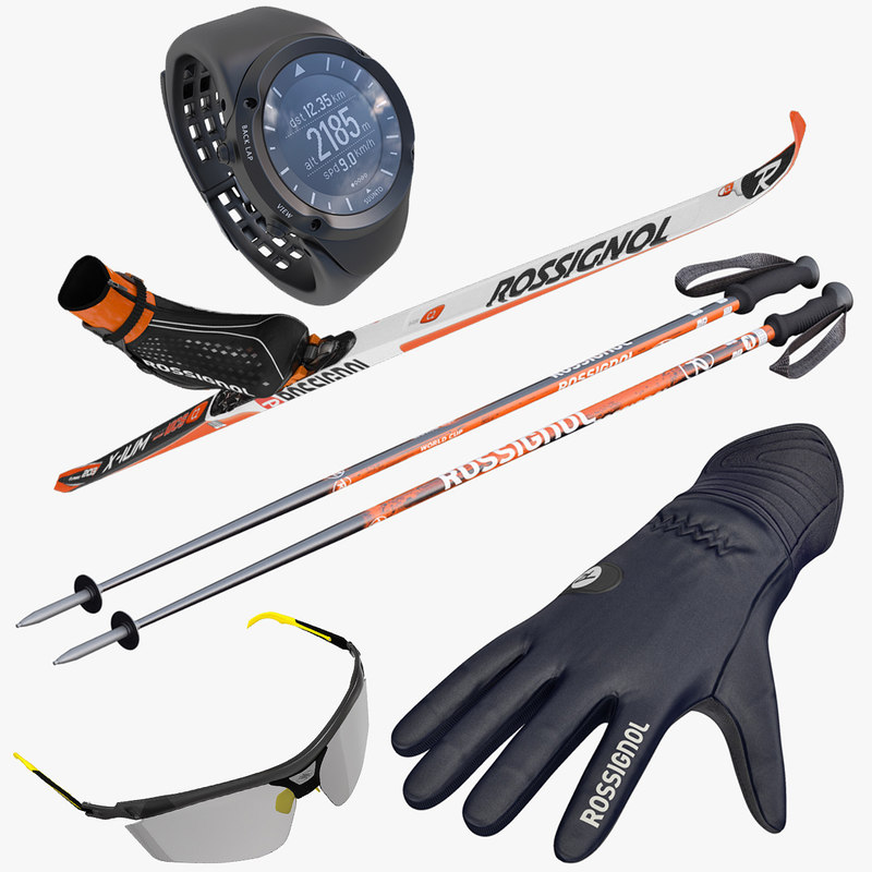 Cross Country Equipment Collection