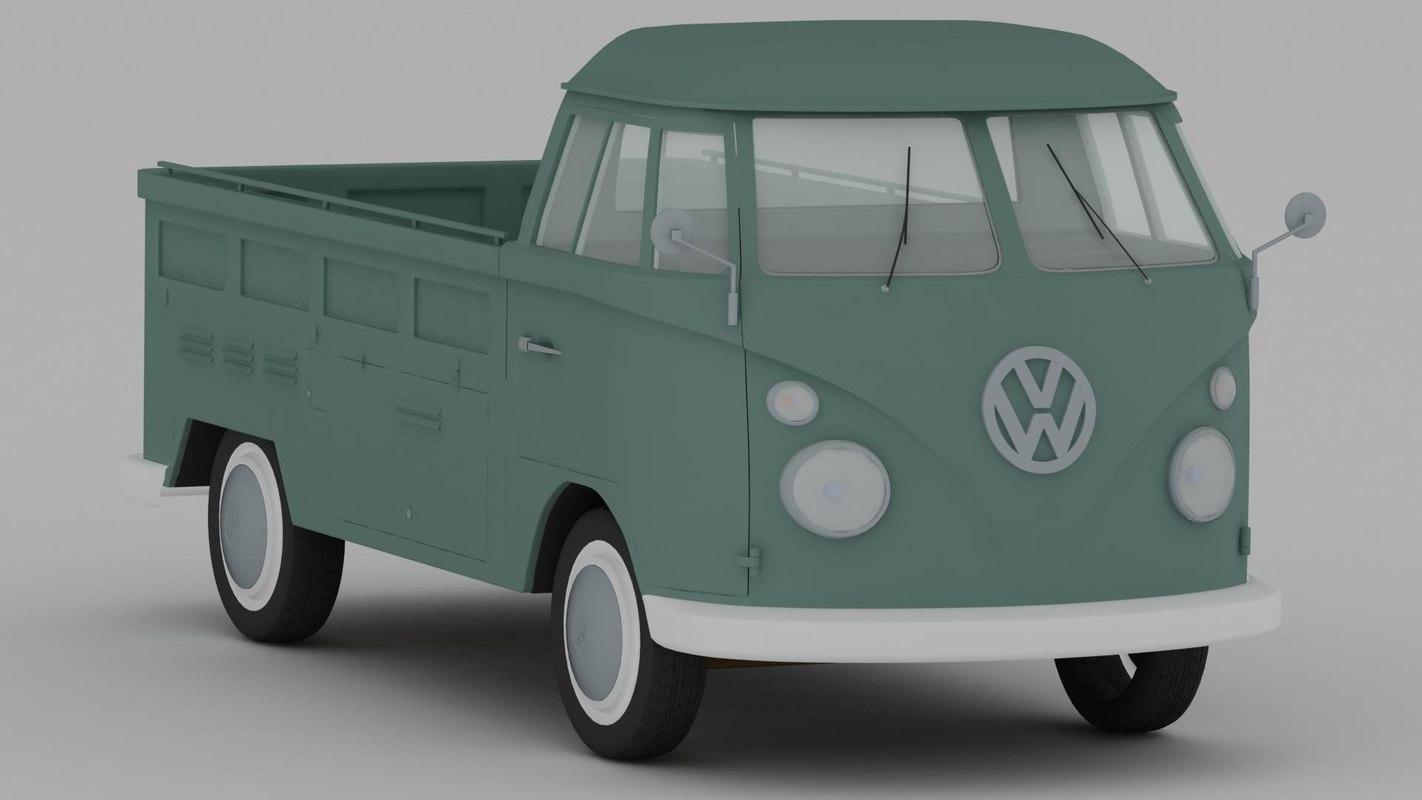 Volkswagen Type 2 Pickup