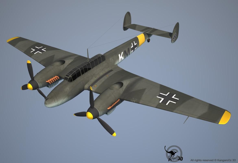 Messerschmitt BF 110 G