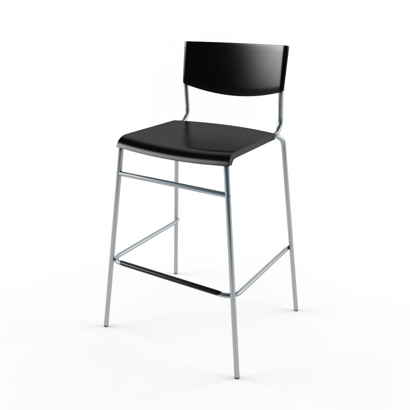 Ikea stig bar stool max for Bar stools ikea