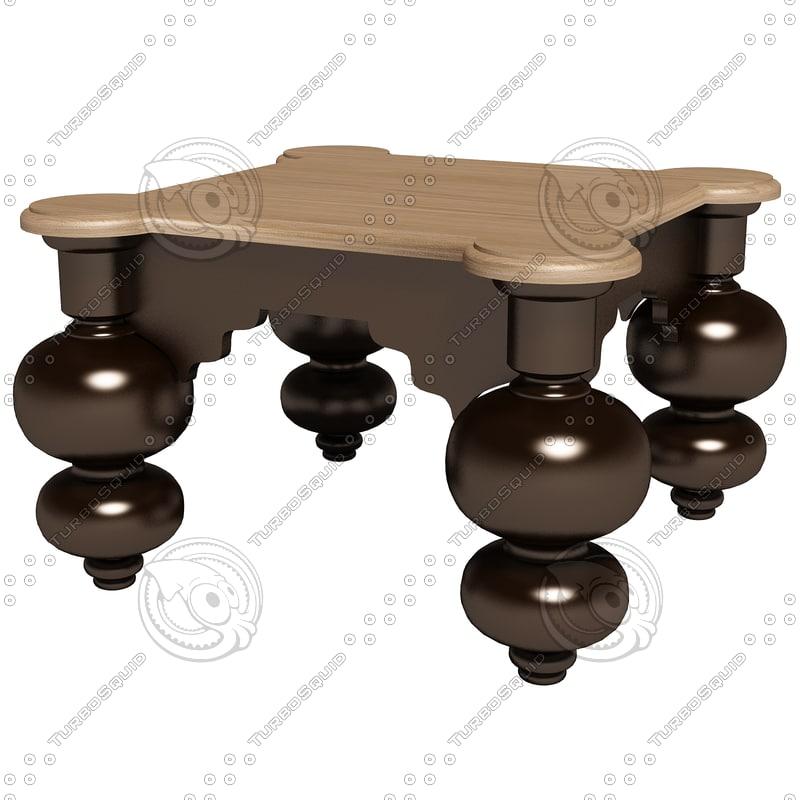 Eichholtz Table Side Mayfair