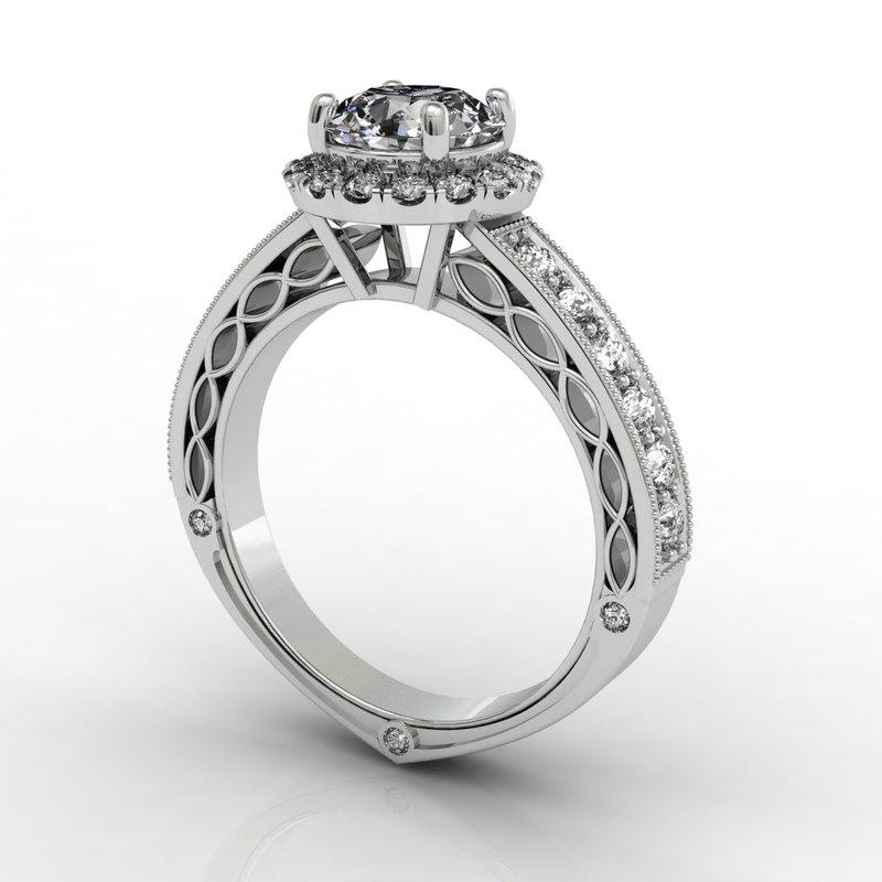 3dm Ring Design Cad