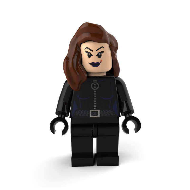 Catwoman Lego
