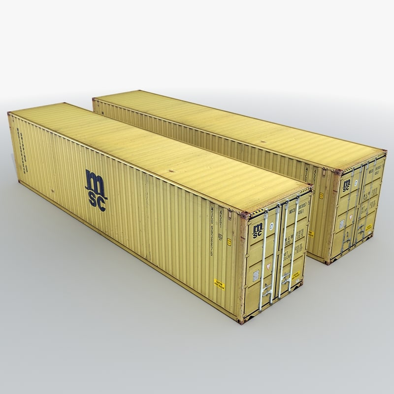 40ft Shipping Container (2)
