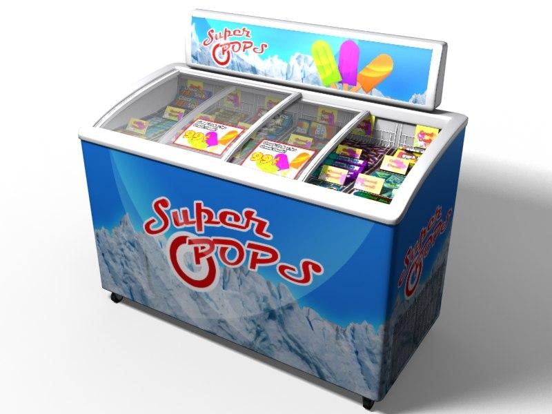 Icecrem Cooler