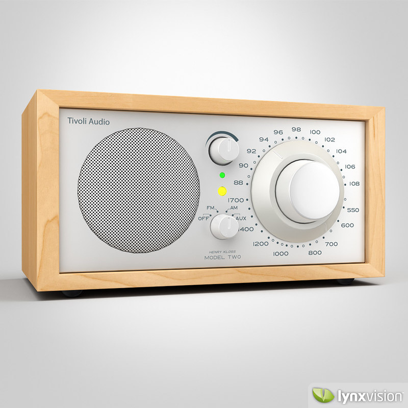 Tivoli Model One AM/FM Radio