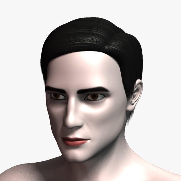 Richard Hair 3D Models