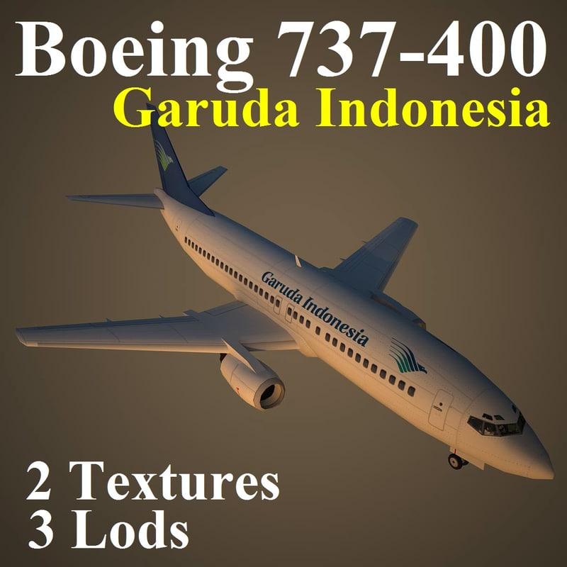 B734 GIA