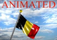 Belgium Flag 3D models
