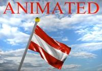 Austria Flag 3D models