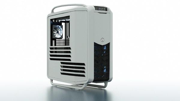 Cooler Master Cosmos 2 3D Models