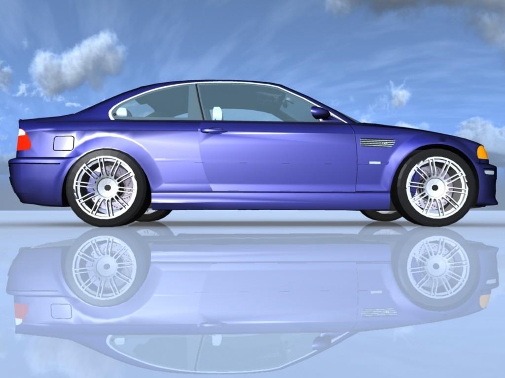 BMW Game Car - M3 E46