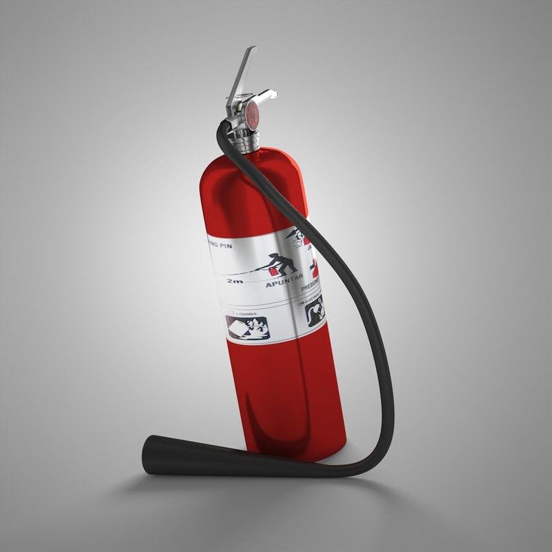 Fire extinguishe 01