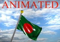 bangladesh flag 3D models