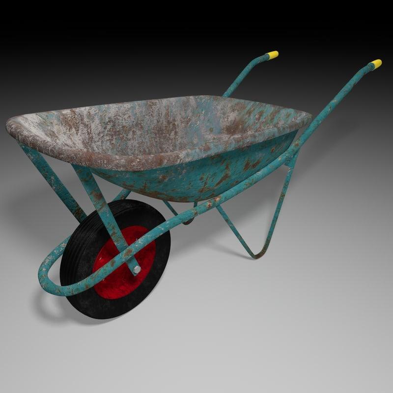 Wheelbarrow v2