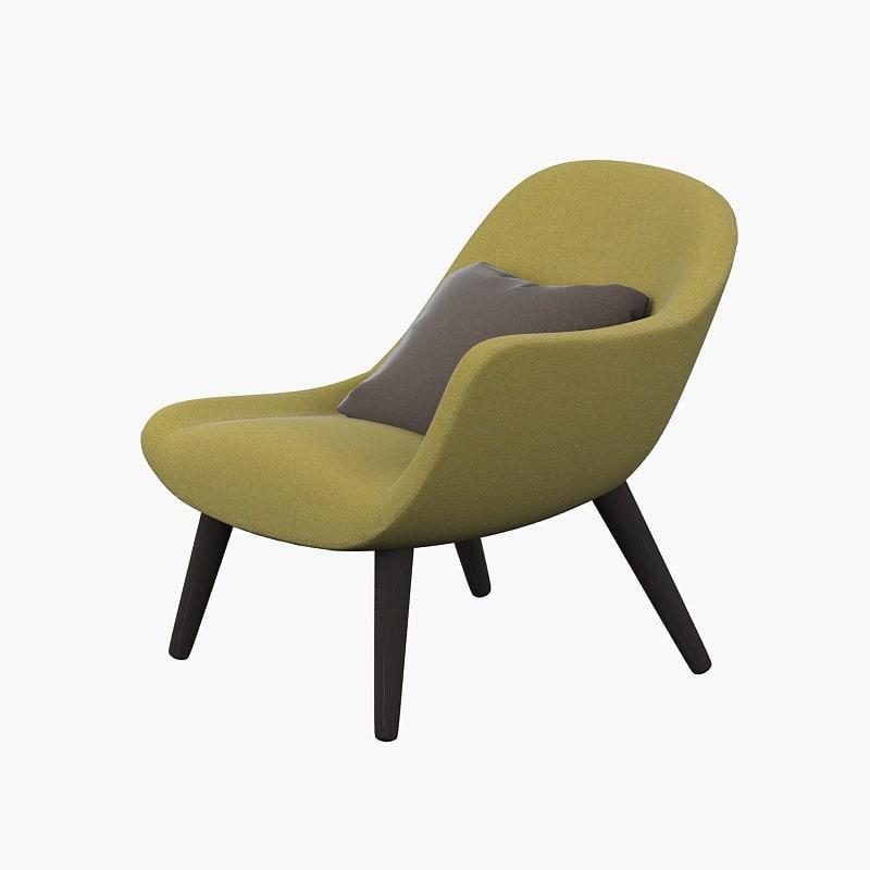 Mad Chair Poliform Marcel Wanders