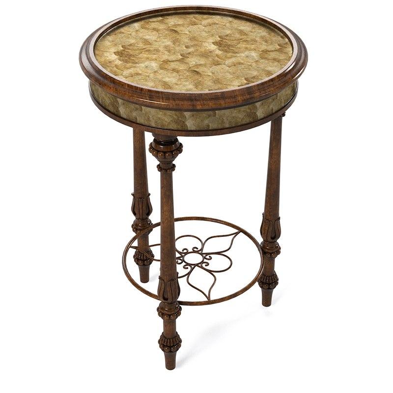 Ambella Home Aristocrat Accent Table 03056-900-002