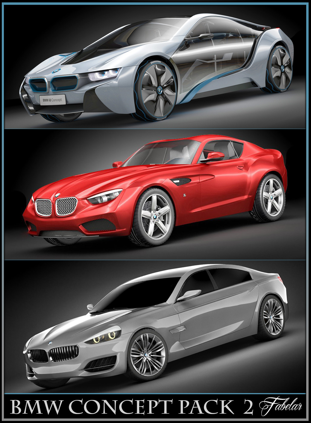 BMW concept pack 2