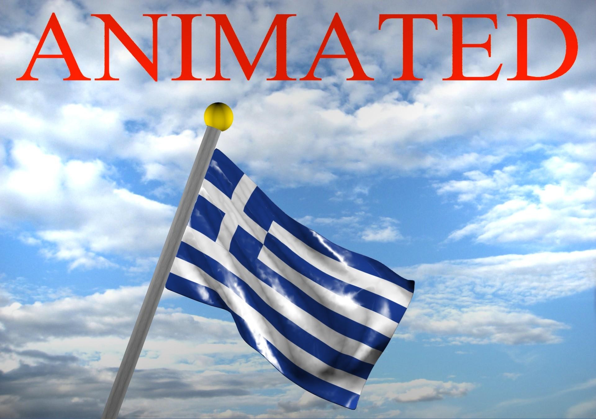 Greece falg