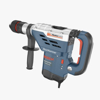Hammer Drill 3D models