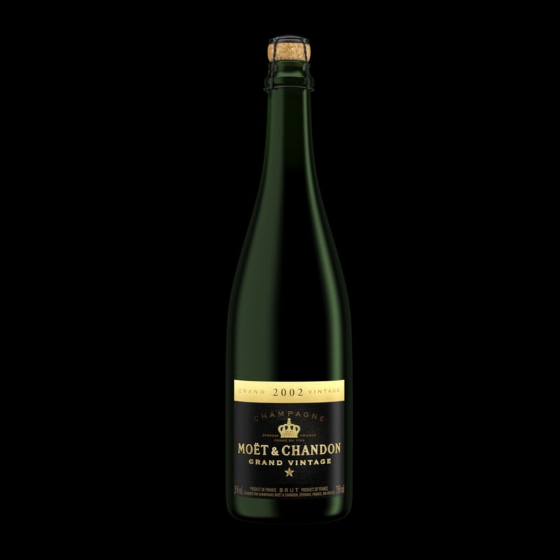 3ds Max Bottle 3ds Max Bottle Champagne