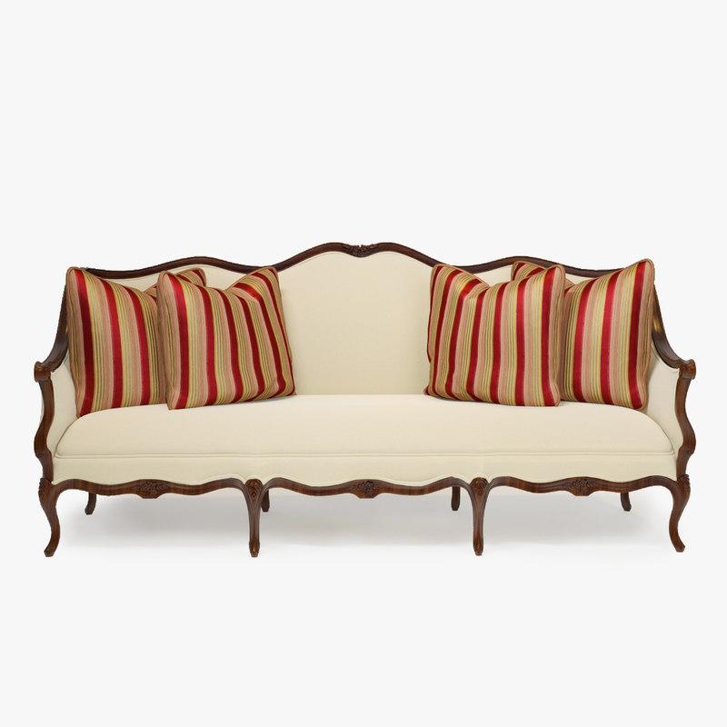 Henredon Bridgette Sofa