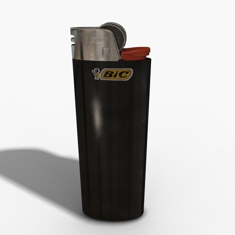 BIC Gigarette Lighter